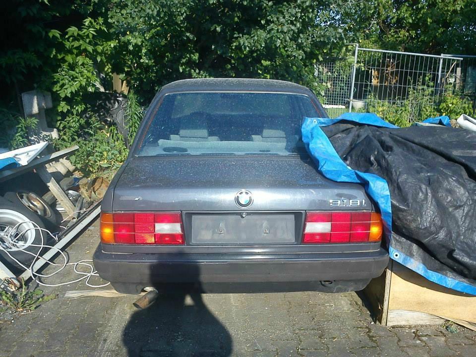 E30 318i - 3er BMW - E30
