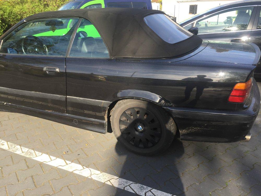 Projekt 320i Cabrio - 3er BMW - E36