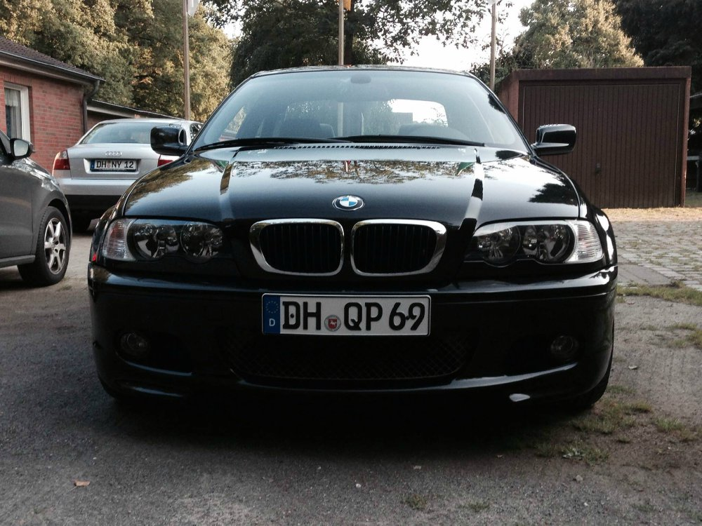 es geht weiter 3er bmw e46 coupe tuning fotos. Black Bedroom Furniture Sets. Home Design Ideas