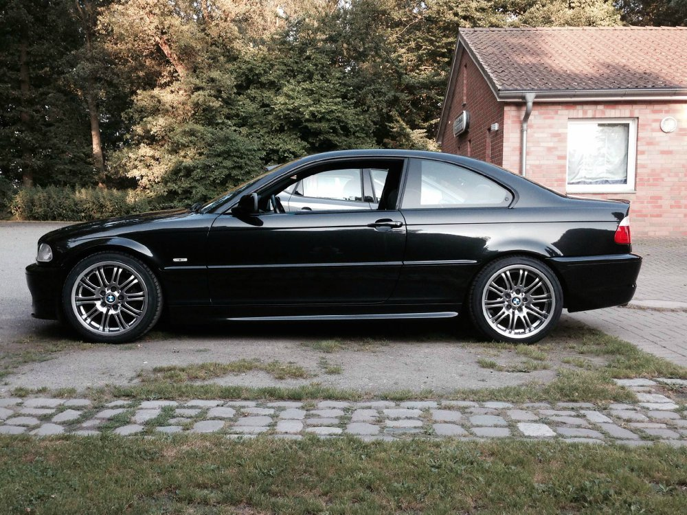es geht weiter 3er bmw e46 coupe tuning fotos bilder stories. Black Bedroom Furniture Sets. Home Design Ideas