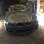 E92 VfL Oryxwhite Perlmutt - 3er BMW - E90 / E91 / E92 / E93 - image.jpg