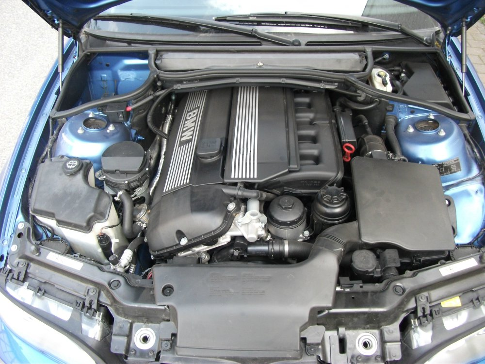 Mein 320Ci Clubsport - 3er BMW - E46