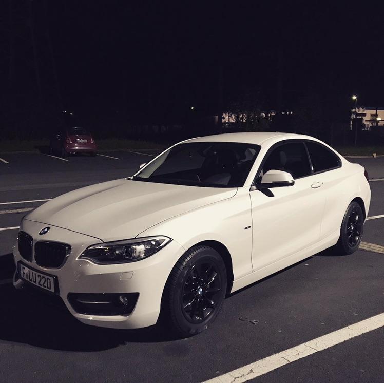 F22 - 2er BMW - F22 / F23