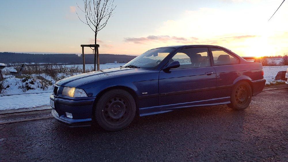 328i Clubsport in Avusblau - 3er BMW - E36
