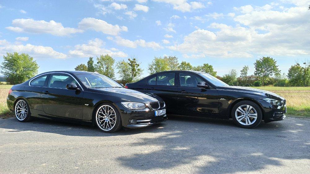 E92 - Altagscruiser - 320i - 3er BMW - E90 / E91 / E92 / E93