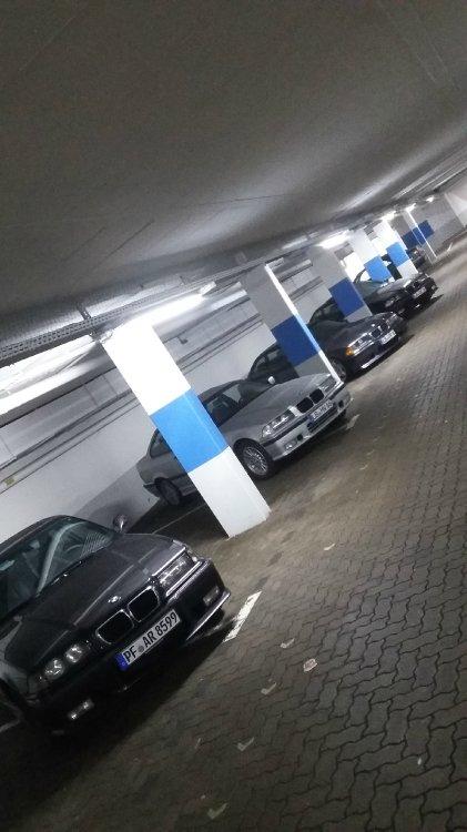 E36 328i Coupe - 3er BMW - E36