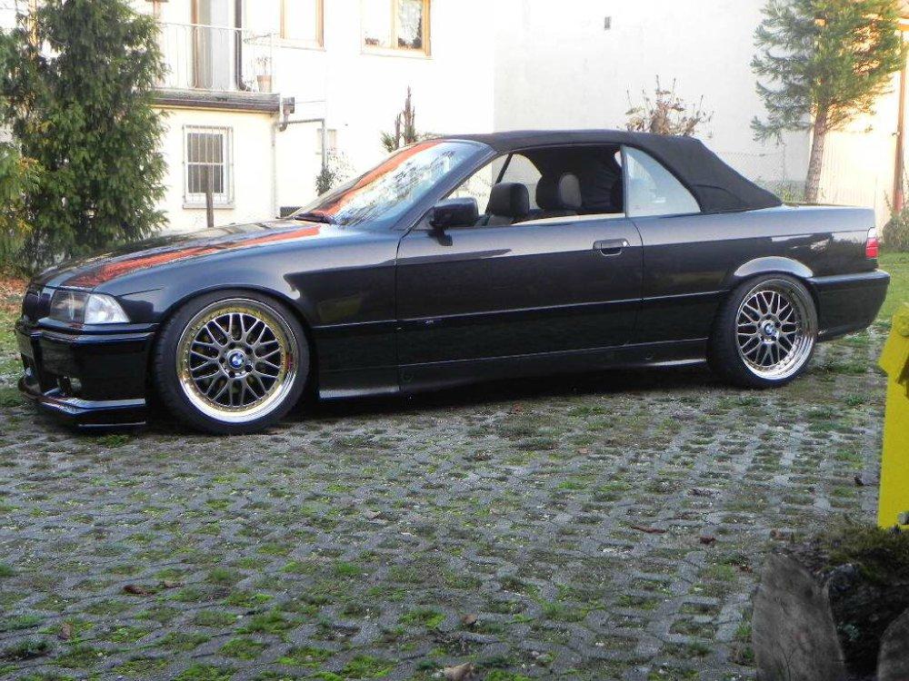 E36 cabrio 325i langsam wirds ;) - 3er BMW - E36