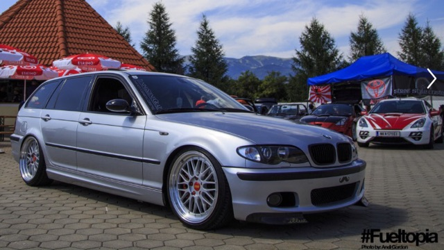 e46 330 xd touring www bmw fotos bilder stories. Black Bedroom Furniture Sets. Home Design Ideas