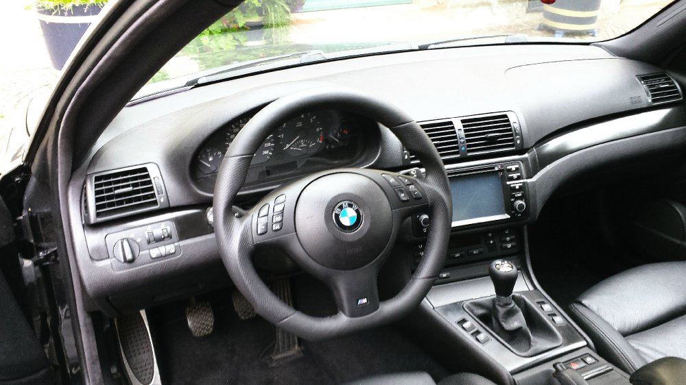 fl coupe 19 m paket 335i look esd 3er bmw e46 coupe tuning fotos bilder. Black Bedroom Furniture Sets. Home Design Ideas