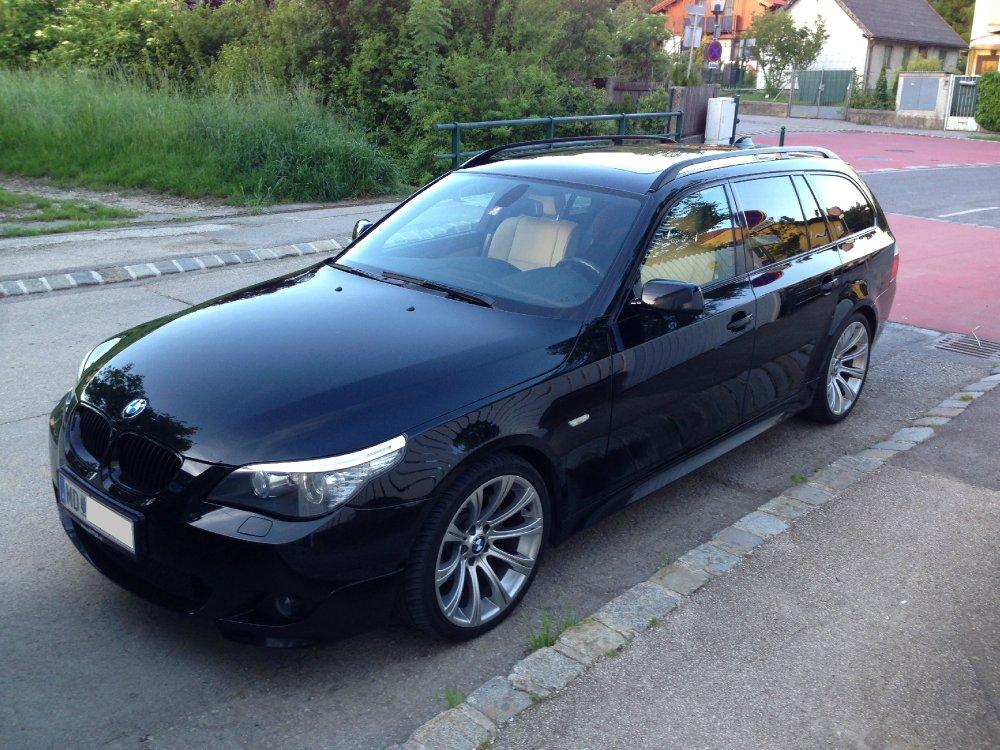 E61 530dA Touring M-Paket, Ed. Sport, 19 Zoll  M5 - 5er BMW - E60 / E61