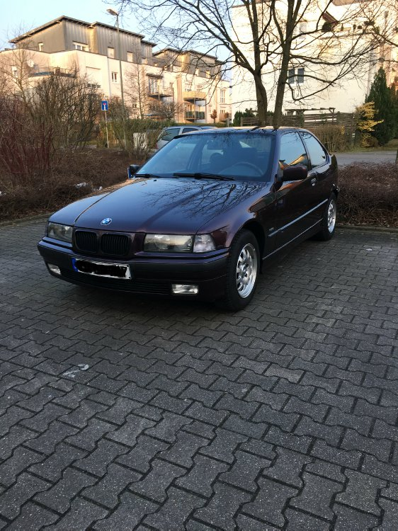 e36 compact individual - 3er BMW - E36