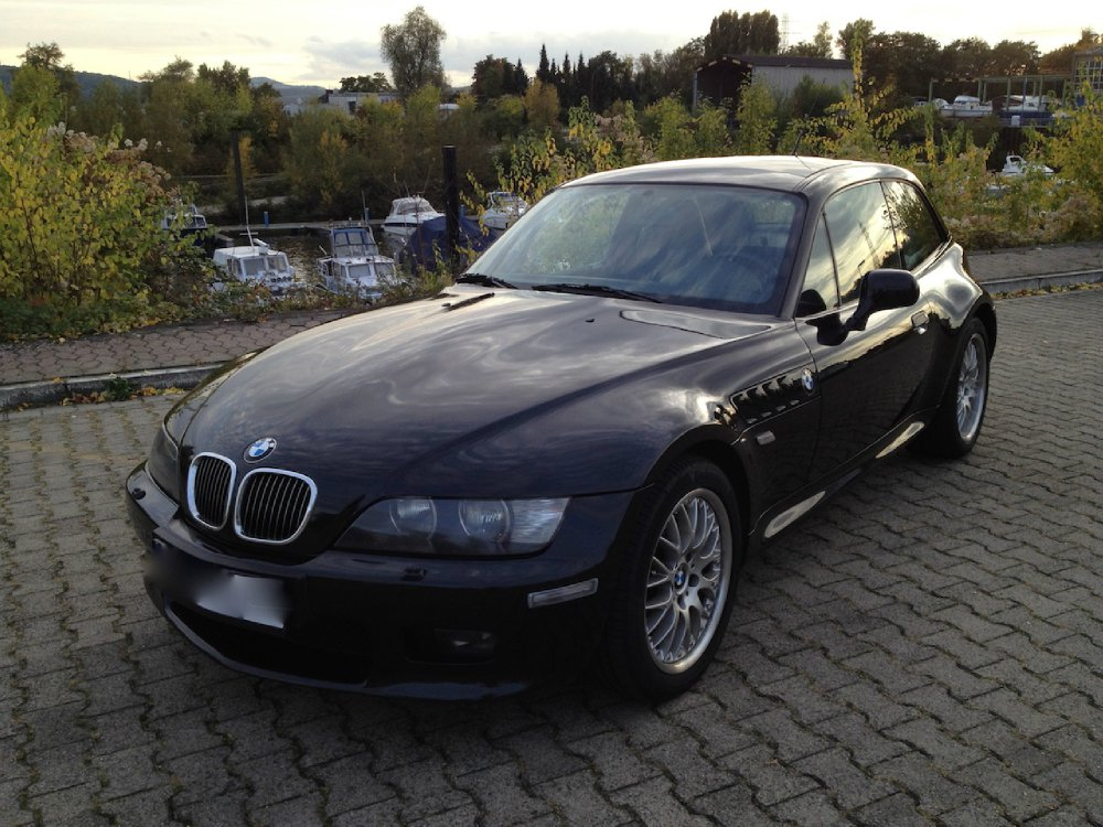 z3 coupe bmw z1 z3 z4 z8 z3 coupe tuning fotos bilder stories. Black Bedroom Furniture Sets. Home Design Ideas