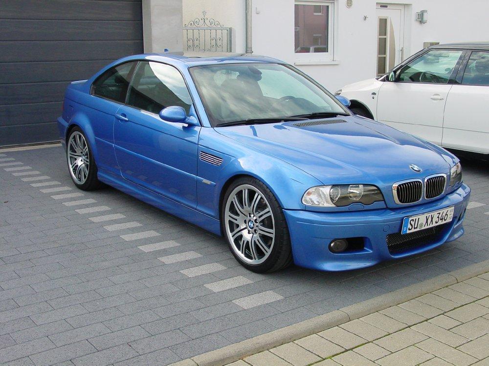 BMW E46 M3 Individual Estorilblau G-Power - 3er BMW - E46