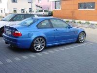 BMW E46 M3 Individual Estorilblau G-Power - 3er BMW - E46 - DSC08633.JPG