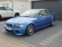 BMW E46 M3 Individual Estorilblau G-Power - 3er BMW - E46 - DSC08629.JPG