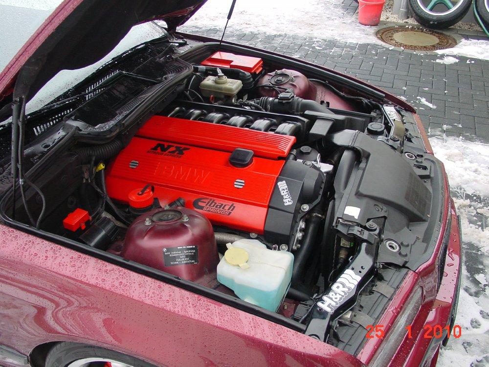 BMW e36 328 M Paket M50 Ansaugbrücke - 3er BMW - E36
