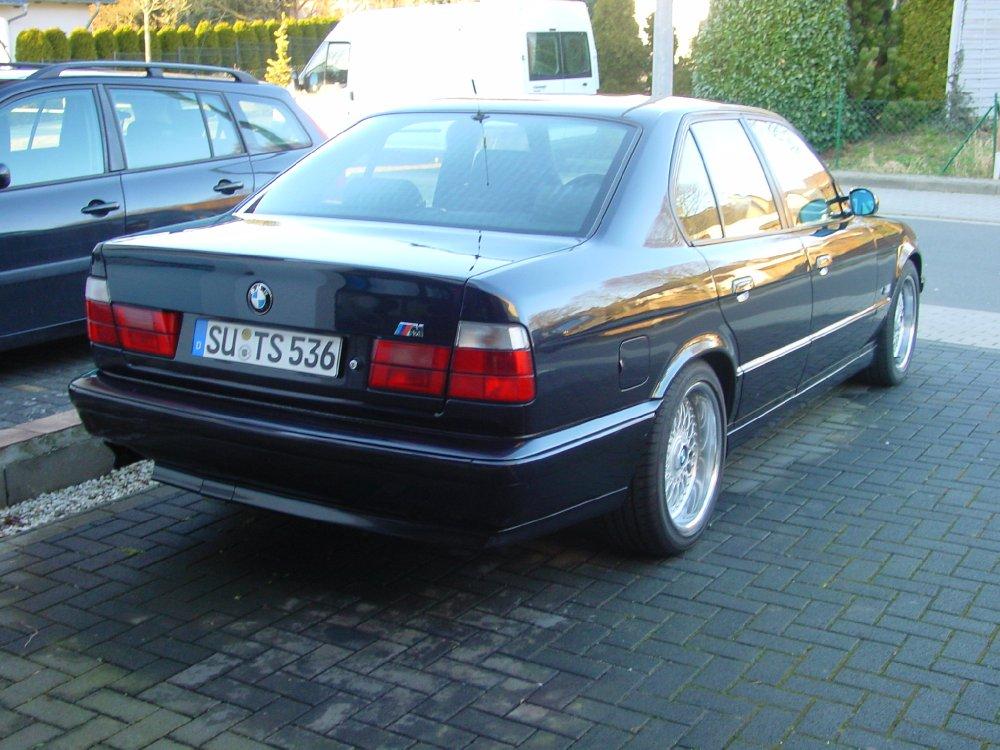 BMW E34 525i 24V Individual 93 M52 2,8L - 5er BMW - E34