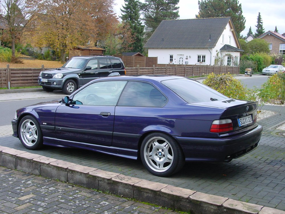 BMW e36 328 Individual M-Paket M50 Brücke 230ps - 3er BMW - E36