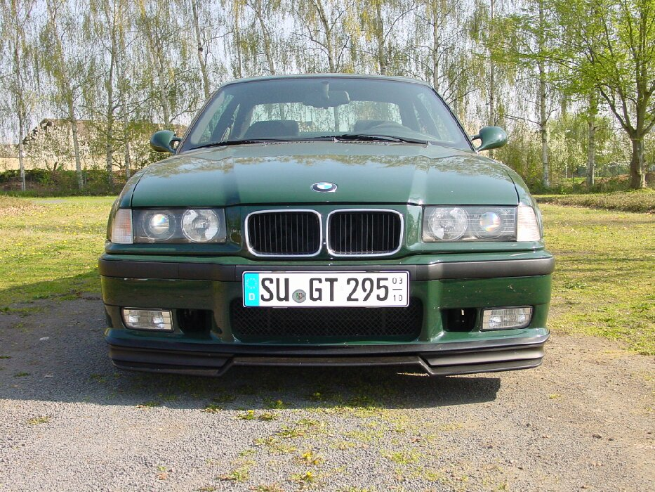 BMW M3 GT 231/356 British-Racinggreen - 3er BMW - E36