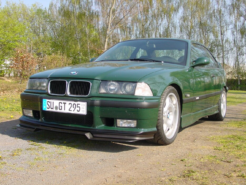 Bmw M3 Gt 231 356 British Racinggreen 3er Bmw E36
