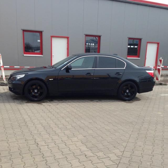 BMW e60 525d - 5er BMW - E60 / E61