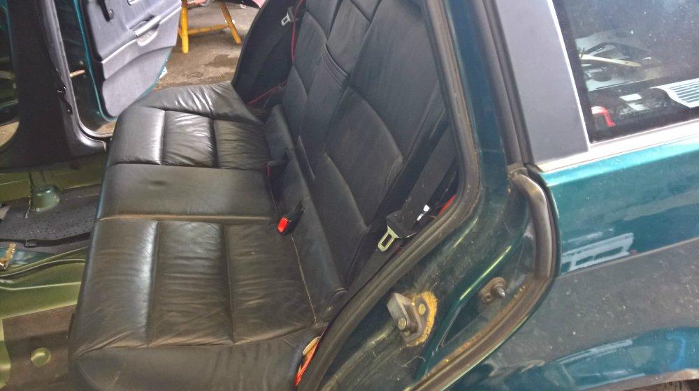 das neue Projekt: Der Touring - 3er BMW - E36