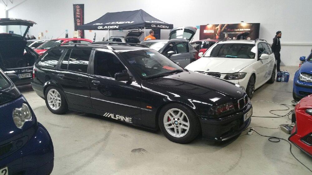 E36 318i Touring - 3er BMW - E36