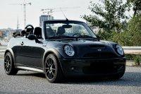 *Black* Mini John Cooper Works Cabrio