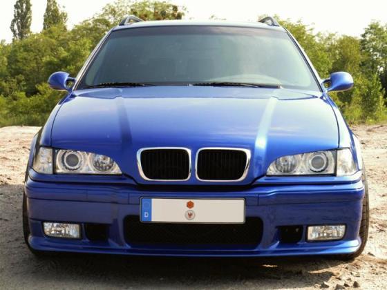 Blue Touring - 3er BMW - E36 -