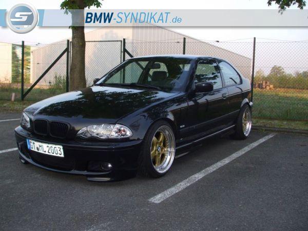 e36 Compact 323ti e46 Front 3tlg Tramont Felgen et - 3er BMW - E36