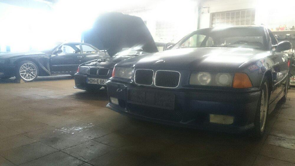BMW E36 M3 S54 - 3er BMW - E36