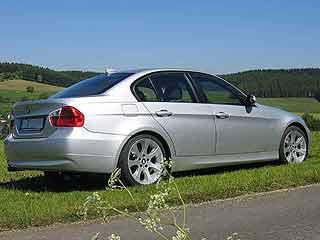 E90, 320d Limo - 3er BMW - E90 / E91 / E92 / E93 -