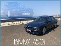 V12 die 2te... e38 750i