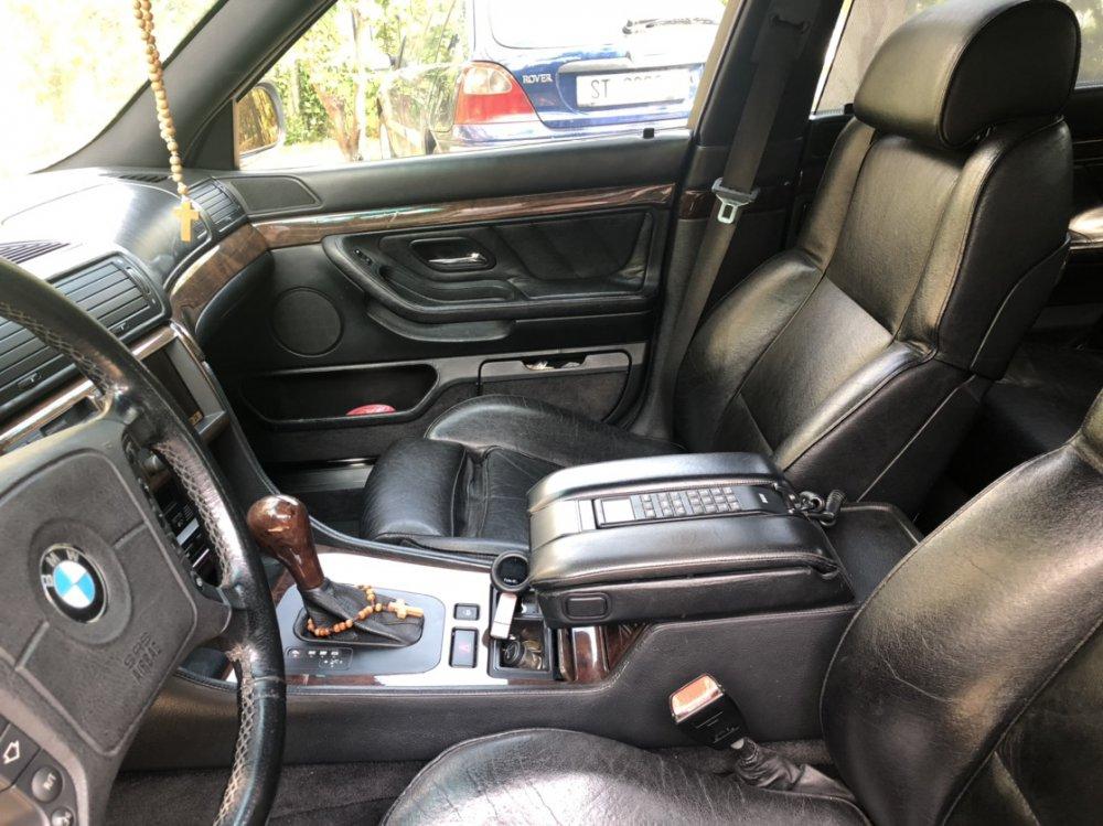 V12 die 2te... e38 750i - Fotostories weiterer BMW Modelle