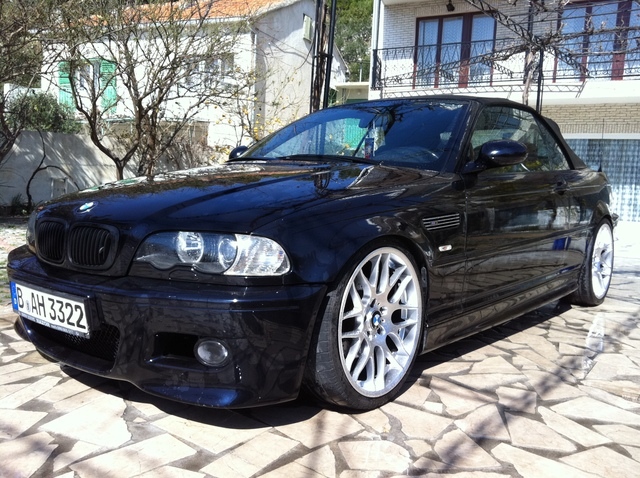 arbeitsaufwand csl felgen auf e46 compact 3er bmw. Black Bedroom Furniture Sets. Home Design Ideas