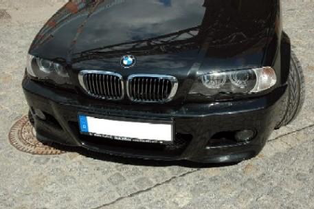 e46 325CI Cabrio... Tief, Breit, Schwarz - 3er BMW - E46 -