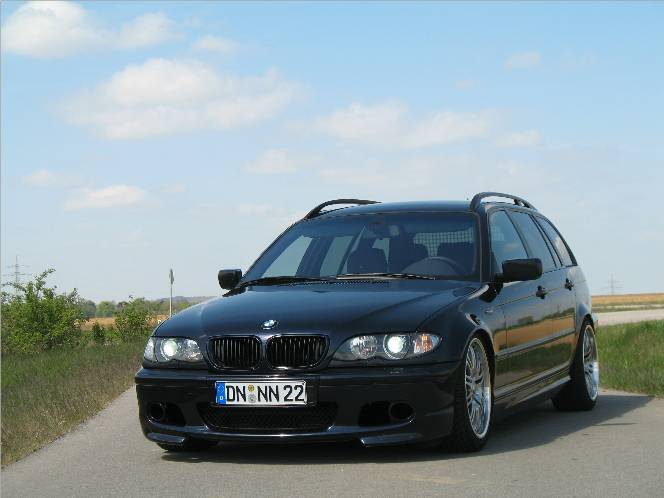 bmw e46 330d touring orientblau 3er bmw e46 touring tuning fotos bilder stories. Black Bedroom Furniture Sets. Home Design Ideas