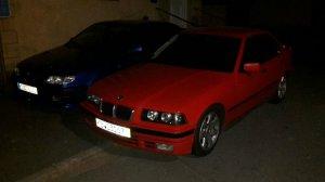 Endlich wieder einen BMW =) - 3er BMW - E36