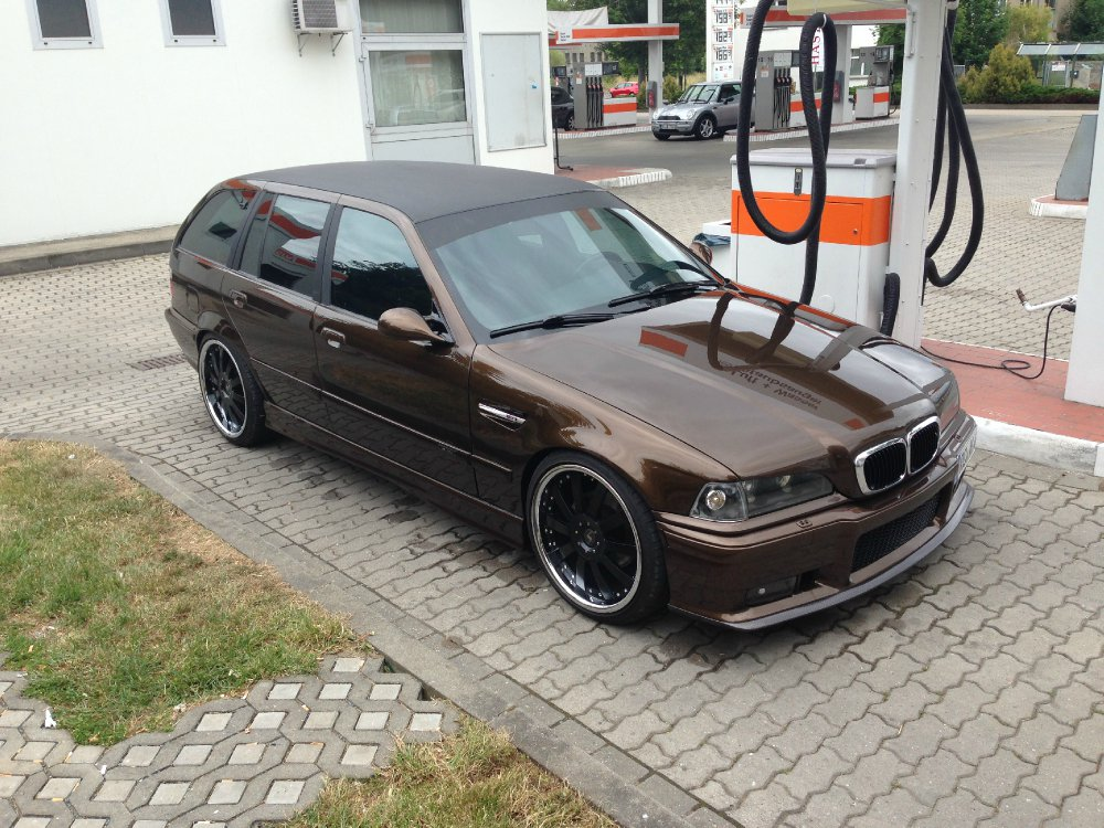 langer weg viel geld und zeit 328i touring 3er bmw e36 touring tuning fotos. Black Bedroom Furniture Sets. Home Design Ideas