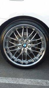 Barracuda Voltec T6 Felge in 9x19 ET 38 mit Nankang NS 20 Reifen in 255/30/19 montiert hinten mit 5 mm Spurplatten und mit folgenden Nacharbeiten am Radlauf: Kanten gebördelt Hier auf einem 3er BMW E92 325i (Coupe) Details zum Fahrzeug / Besitzer