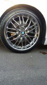 Barracuda Voltec T6 Felge in 8x19 ET 38 mit Nankang NS 20 Reifen in 225/35/19 montiert vorn Hier auf einem 3er BMW E92 325i (Coupe) Details zum Fahrzeug / Besitzer