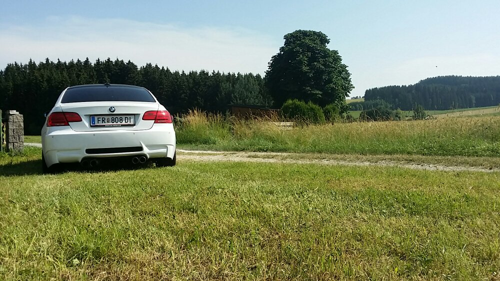 E92 im M1-look - 3er BMW - E90 / E91 / E92 / E93