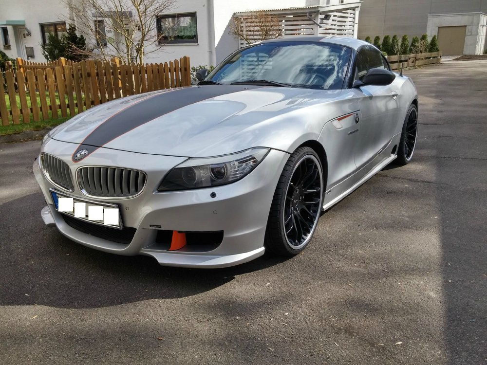 hamann z4 e89 35i bmw z1 z3 z4 z8 z4 roadster tuning fotos bilder stories. Black Bedroom Furniture Sets. Home Design Ideas