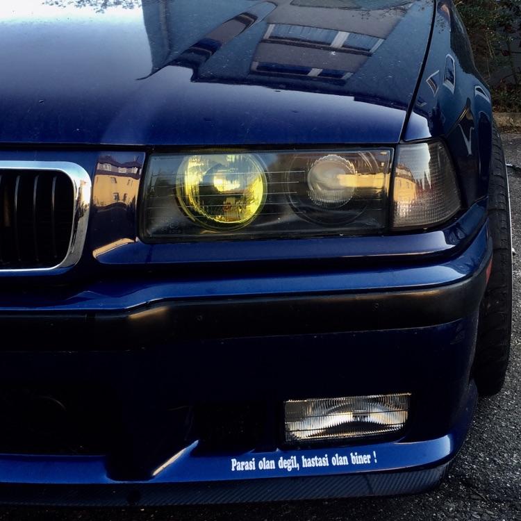 BMW E36 Montrealblau •• New Pics 👍 - 3er BMW - E36