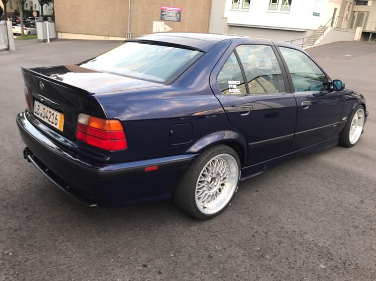 BMW E36 328i •Montreal• - 3er BMW - E36