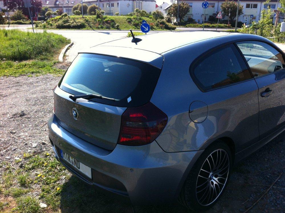 Spaßgrauer E81 - grey-black - 1er BMW - E81 / E82 / E87 / E88