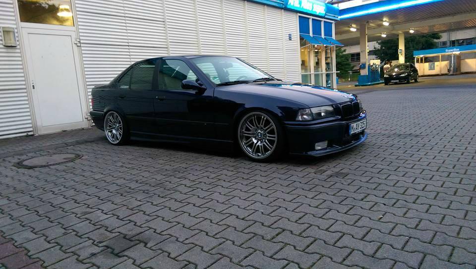 Servus aus München :) E36 328i Limousine - 3er BMW - E36