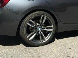 - NoName/Ebay - MAK Luft Felge in 9.5x19 ET 44 mit kumho ECSTA SPT KU31 Reifen in 255/30/19 montiert hinten Hier auf einem 1er BMW F20 116i (5-türer) Details zum Fahrzeug / Besitzer