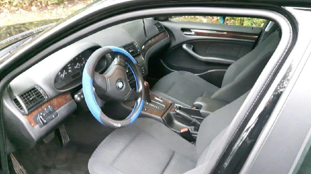 E46 318i Limousine - 3er BMW - E46
