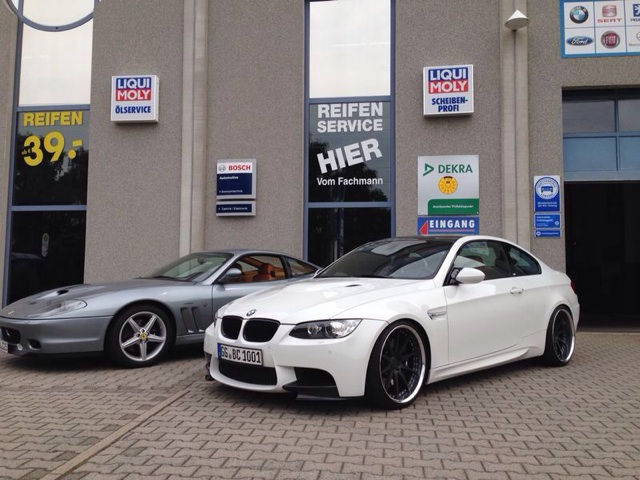 BMW M 3 E 92 Coupe - Competition G Power SK II V8 - 3er BMW - E90 / E91 / E92 / E93